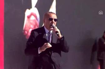Erdoğan Yenikapı mitingine kaç kişinin katıldığını açıkladı