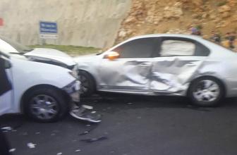 Şanlıurfa Siverek'te korkutan kaza! O anlar kamerada