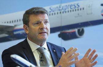 SunExpress Genel Müdürü Bischof: İstanbul Havalimanı olağanüstü bir proje