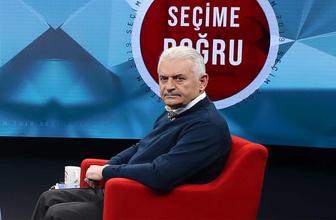 Binali Yıldırım İstanbul için hedef büyüttü