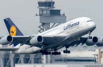 Almanya uçamıyor! Lufthansa uçuşları arka arkaya iptal ediyor