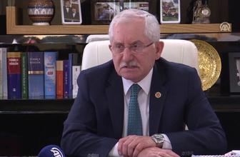 """Sadi Güven: """"YSK il seçim kurulları seçim için hazırlıklarını tamamladılar"""""""