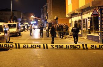 İstanbul'da kanlı gece: Cadde ortasında vuruldu!