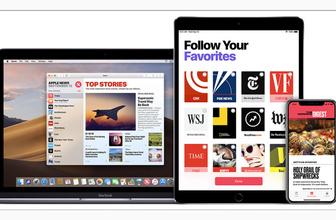 Apple News tanıtıldı haberleri anlık olarak takip edin