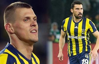 Fenerbahçe'de iki ayrılık! Biri Galatasaray'a diğeri Parma'ya