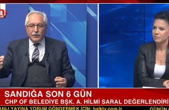 CHP'li adayı Hilmi Saral'dan skandal sözler: Terörist cenazesine gitmek insani bir durumdur