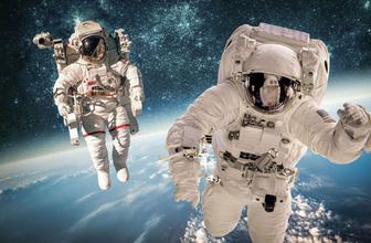 NASA'da kıyafet skandalı medium beden kalmamış