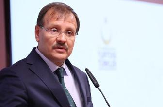 Çavuşoğlu'ndan 31 Mart yorumu: Sokağa inecekler, Türkiye'yi bize zehir edecekler
