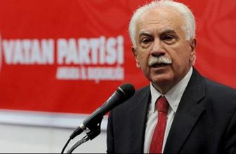 Doğu Perinçek İyi Parti Lideri Akşener'e esti gürledi