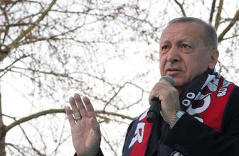 """Erdoğan: """"Dava değil nefsine hizmet çabası """""""