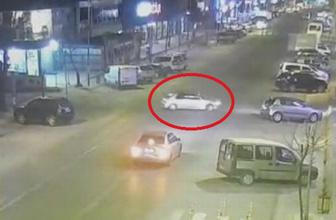 Tekirdağ'da otomobille drift atan alkollü sürücüye 6 bin TL ceza