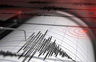 Arguvan'da korkutan deprem! Halk sokaklara döküldü