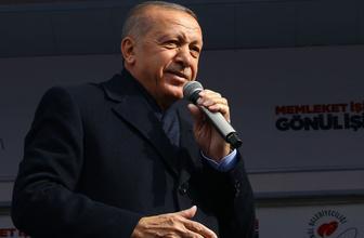 Cumhurbaşkanı Erdoğan: Seçimden sonra reformları süratle gerçekleştireceğiz