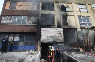 Ankara'da feci yangın: 5 kişi öldü
