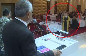 """""""Şehit eşinİ salondan kovdu"""" iddiasına CHP'li isimden videolu yanıt!"""