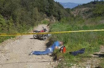 Manisa'da ot toplamaya giden adamın cesedi bulundu