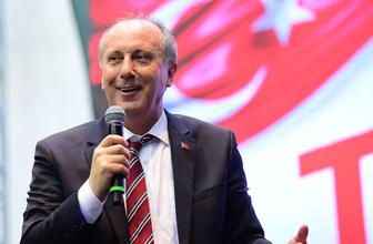 CHP'li İnce'den itiraf geldi: Cumhurbaşkanı Erdoğan haklı çıktı