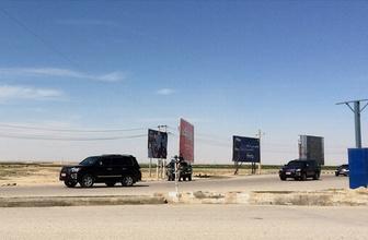 Afganistan Cumhurbaşkanı Yardımcısı'nın konvoyuna saldırı