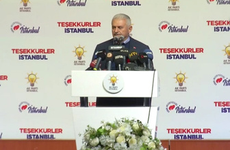 """Binali Yıldırım: """"İstanbul'da seçimi kazandık"""""""