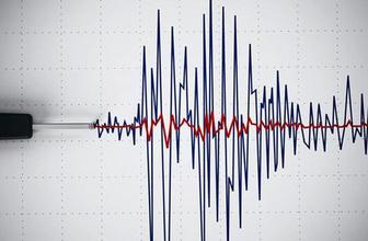 Denizli'de 5 büyüklüğünde deprem
