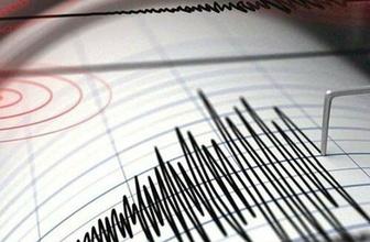 Erzincan'da korkutan deprem! 4.1'le sallandı