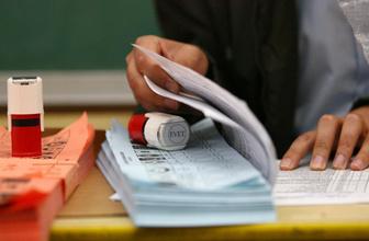 İçişleri Bakanlığı seçim kapsamında ölen sayısını açıkladı!