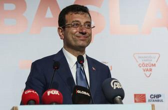 Ekrem İmamoğlu'ndan Kılıçdaroğlu sorusunda espirili yanıt