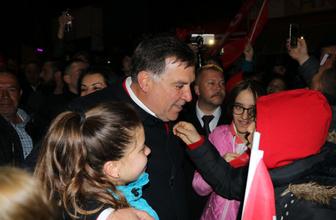 Keşan'da 12 oy farkla CHP'li Şenol Yalı kazandı