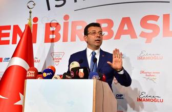Ekrem İmamoğlu: İstanbul'u kazandığımız ortada