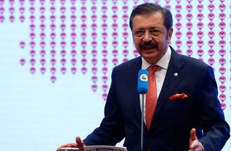 TOBB Başkanı: Türkiye'nin gündemi artık ekonomi olmalı