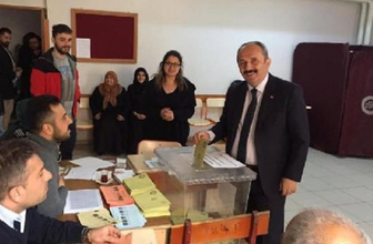 Yusufeli'nde AK Parti'li aday 3 oy farkla kazandı
