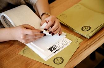 Seçim sonuçları için YSK'ya itiraz saat 15.00'da bitti Yalova'da itiraz var