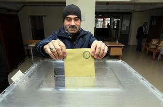 Yozgat'ın Aydıncık ilçesinde MHP seçim sonuçlarına itiraz etti