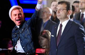 Şarkıcı Athena Gökhan'ın çok sert tepki gösterdiği manşet: Mutlu musun Ekrem