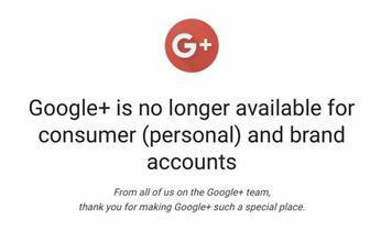 Google, Facebook'a rakip olarak kurduğu platformu resmen kapattı!