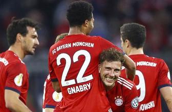 Bayern Münih öldü öldü dirildi