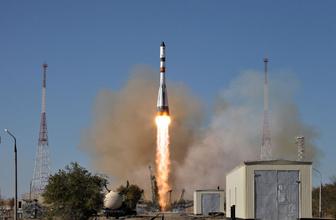 Kazakistan'dan Uzay İstasyonu'na kargo kapsülü fırlatıldı