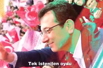 Ekrem İmamoğlu'un yeni rap şarkılı İstanbul klibi!