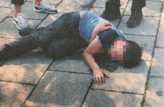 KKTC'de 12 yaşındaki çocuk okulda alkol komasına girdi