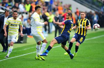 Ankaragücü Fenerbahçe maçı golleri ve geniş özeti