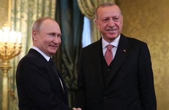 Cumhurbaşkanı Erdoğan ve Putin'den kritik açıklamalar!