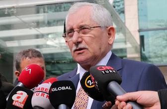 YSK Başkanı Sadi Güven'den kritik seçim açıklaması Listeler değişmeyecek