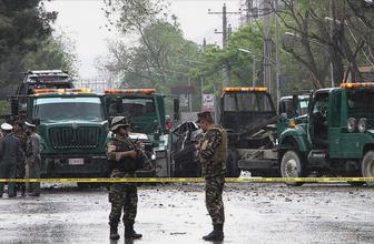 Afganistan'da ABD askerlerine yönelik intihar saldırısı
