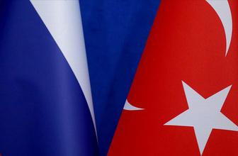 Türkiye ve Rusya arasında önemli toplantı