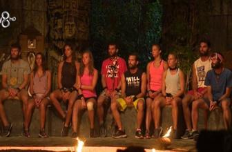 Survivor'da bu hafta veda isim herkesi şaşırttı. İşte elenen yarışmacı