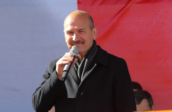 İçişleri Bakanı Süleyman Soylu: 13 üst düzey terörist etkisiz hale getirildi