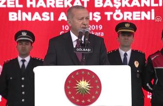 Cumhurbaşkanı Erdoğan'dan yeni harekat mesajı