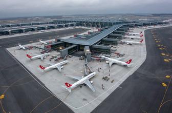 Dünyada sayılı havalimanları kullanıyor İstanbul ve Sabiha Gökçen'de de başladı