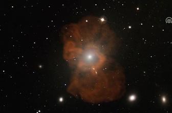 Kara deliğin ilk görüntüsü yayınlandı!