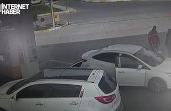 Tuzla'da aracın lastiğini patlatıp çek dolu çantayı çaldılar
